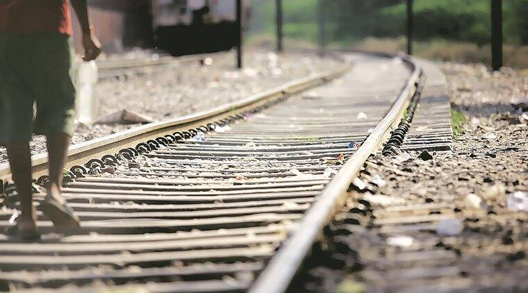 Southeast Delhi: Private security guard among three found dead on railway tracks