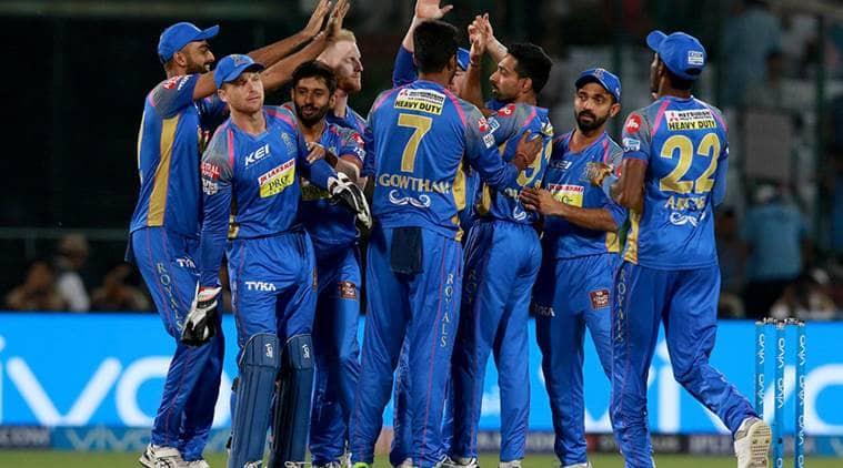 IPL 2018, KXIP vs RR