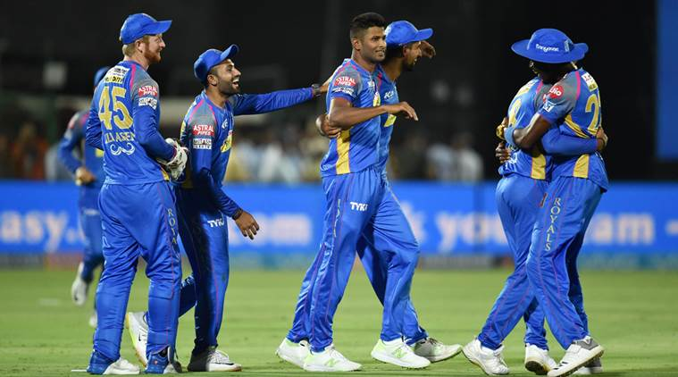 IPL 2018: Rajasthan Royals' rode on luck and talent but failed when it mattered most