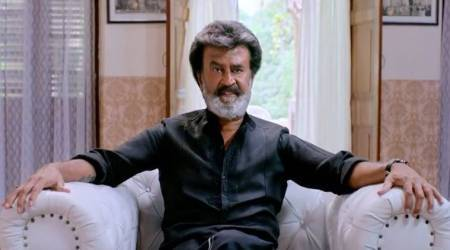 Rajinikanth lands in Chennai ahead of Kaala audio launch, gets a rousing welcome