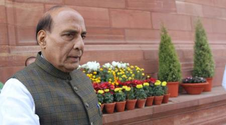 Rajnath Singh flags off BJP's Chhattisgarh poll campaign