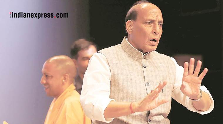No ceasefire, only suspension of ops in Jammu-Kashmir, says Rajnath Singh