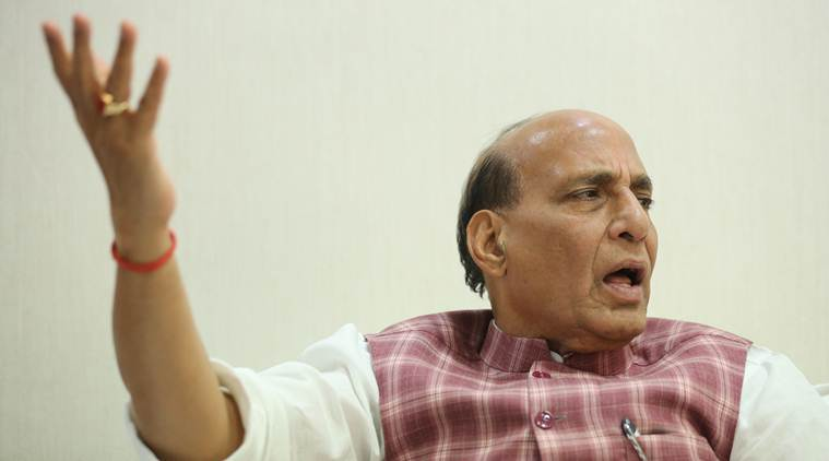 Rajnath Singh interview