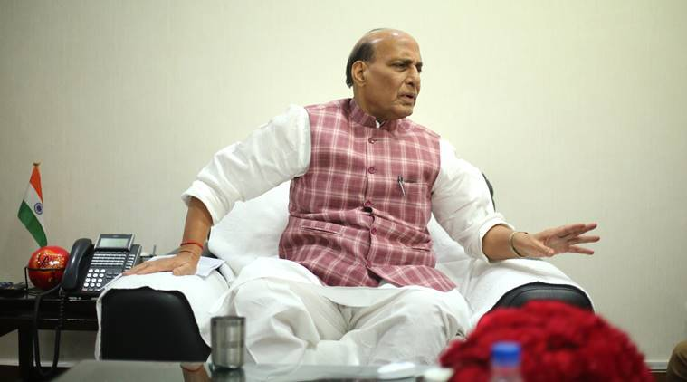 Rajnath Singh: All Indians will be given chance to prove citizenship