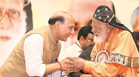Rajnath Singh: Must act with restraint, respect towards everyone