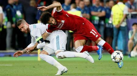 Egyptian lawyer files one billion Euro lawsuit against Sergio Ramos for 'intentionally' injuring Mohamed Salah