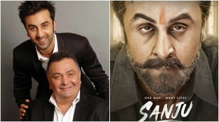rishi kapoor on sanju trailer