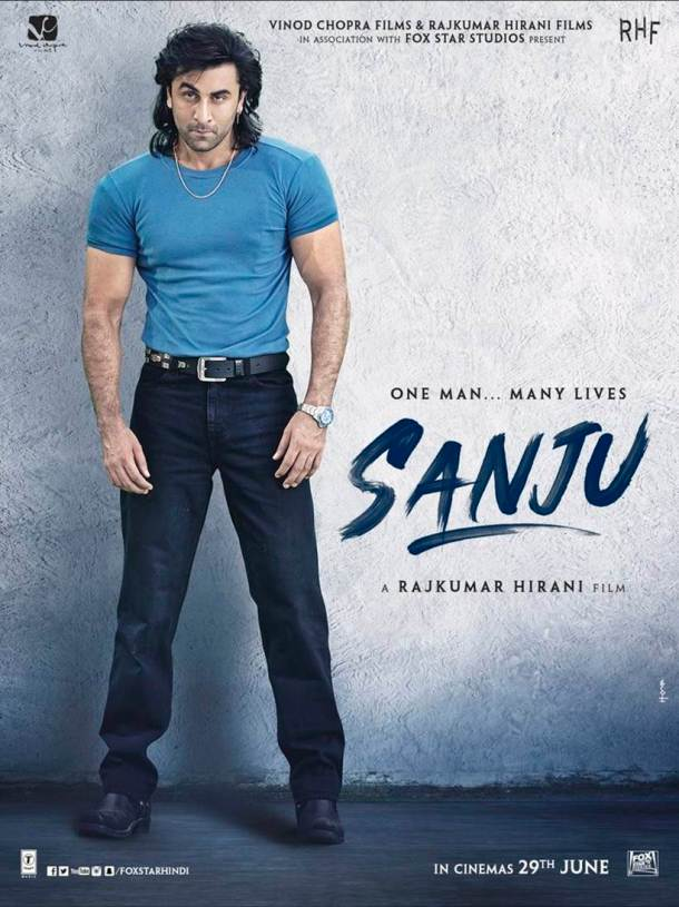 sanju starring ranbir kapoor will release on June 29