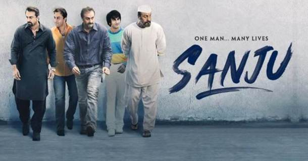 Image result for sanju movie stills