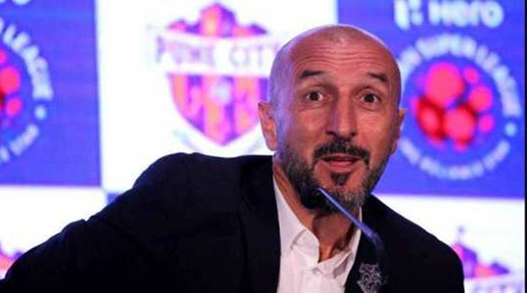 Indian Super League, ISP, ISL 2018, Ranko Popovic, Ranko Popovic FC Pune City, sports news, football, Indian Express