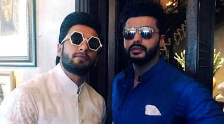 #SonamKiShaadi: Ranveer Singh's CRAZY dance and LIVE video with Arjun Kapoor steals Twitterati's hearts