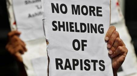 kathua rape case, kathua rape and murder case, kathua rape-murder case, kathua verdict, verdict in kathua case, verdict in kathua rape case, mehbooba mufti, omar abdullah, shah faesal, india news, Indian Express