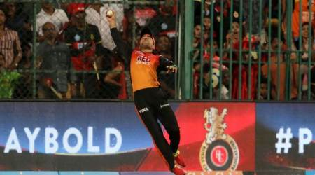 IPL 2018, RCB vs SRH: Rashid Khan takes one-handed stunner to dismiss Colin de Grandhomme; watch video