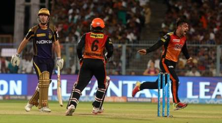 IPL 2018: Rashid Khan's spectacular all-round effort guides SRH intofinals