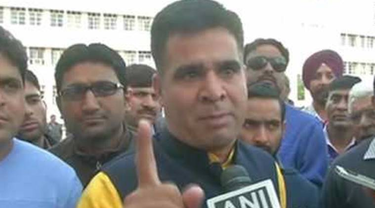 Ravinder Raina catapulted as new J&K BJP chief
