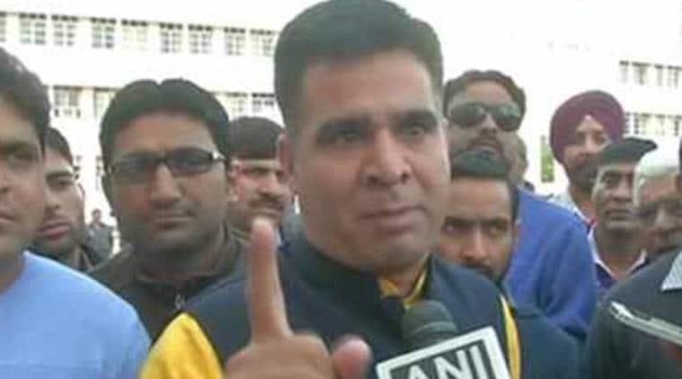 Ravinder Raina BJP J&K chief