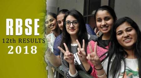 RBSE BSER 12th Result 2018 LIVE: Declared, Check the pass percentage