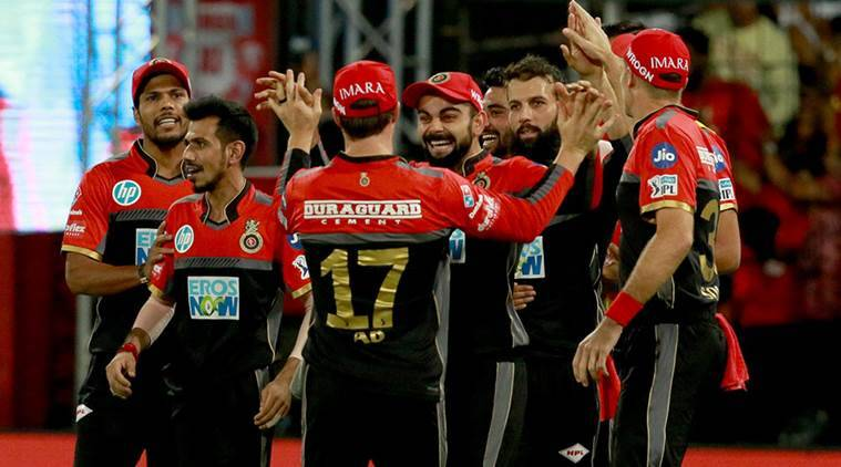 IPL 2018: Royal Challengers Bangalore beat Sunrisers Hyderabad by 14 runs