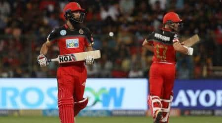 IPL 2018, RCB vs SRH: AB de Villiers, Moeen Ali keep Royal Challengers Bangalore's play-off hopesalive