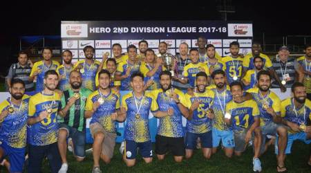 Real Kashmir's promotion gives Jammu and Kashmir flavour to I-League