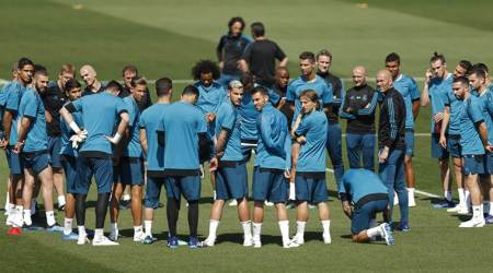 Real Madrid 'built to win' Champions League