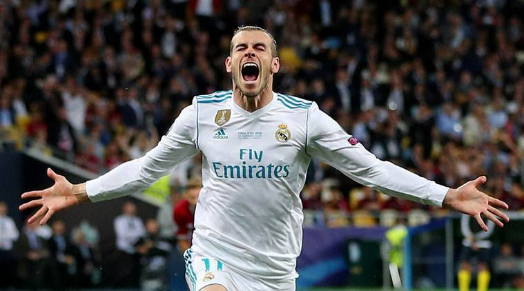 gareth bale says real madrid more of a team without cristiano