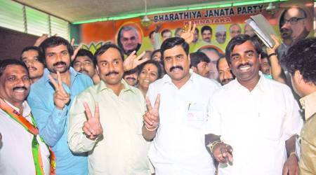 Karnataka assembly election results 2018: In Bellary, Reddy brothers win only three of nine for BJP