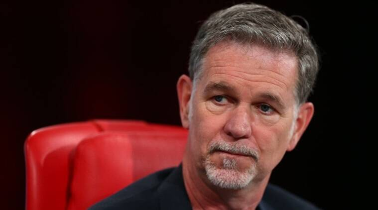 Reed Hastings on cannes film festival controversy