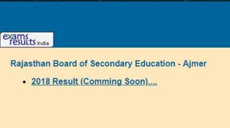 RBSE 12th results 2018: Rajasthan Board to release Science, Commerce by May 23, not tomorrow