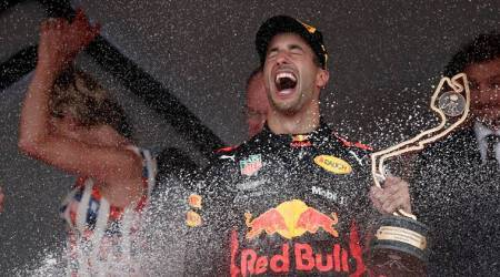 Daniel Ricciardo takes tense Monaco Grand Prix win on Red Bull's 250th