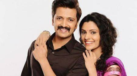 Ritesh Deshmukh on Saiyami Kher in Mauli: She fits the character of a fire brand Marathi mulgi