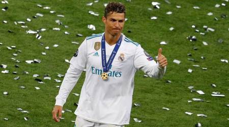 Cristiano Ronaldo 'eternally grateful' to Real Madrid if he leaves, saysagent