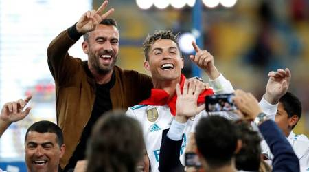 Money is not the problem, I know what I give to the club, says Cristiano Ronaldo