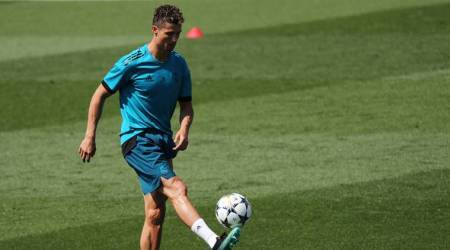 Cristiano Ronaldo praises Liverpool attack but says real Madrid are better