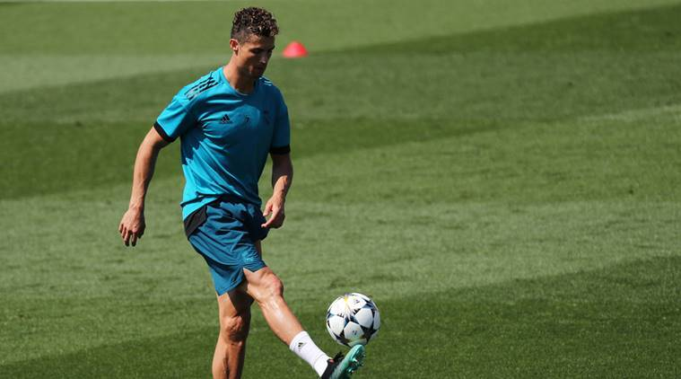 Cristiano Ronaldo, Cristiano Ronaldo Real Madrid, Real Madrid Cristiano Ronaldo, sports news, football, Indian Express