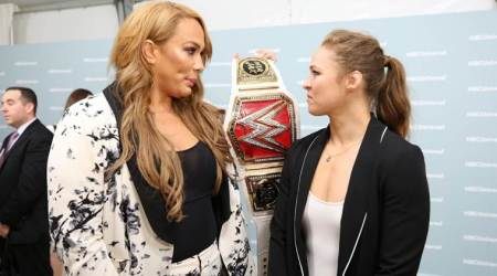 WWE Raw results: Ronda Rousey accepts Nia Jax's challenge for Women's title match at Money in theBank