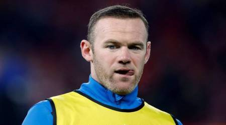 Sam Allardyce denies Wayne Rooney has asked to leave Everton