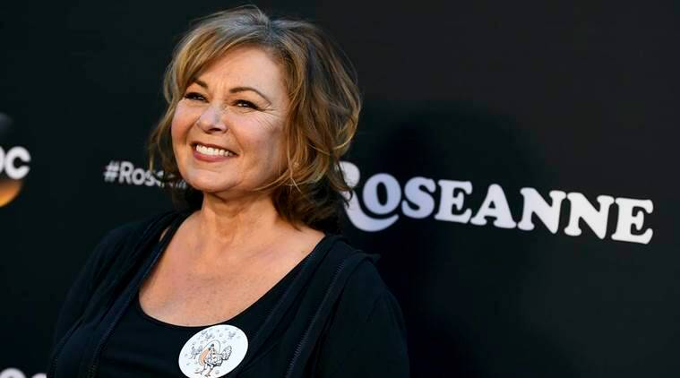 roseanne, abc network, roseanne barr, roseanne barr racial comment, us tv show cancelled, roseanne twitter, us news, jarett, chelsea clinton, indian express