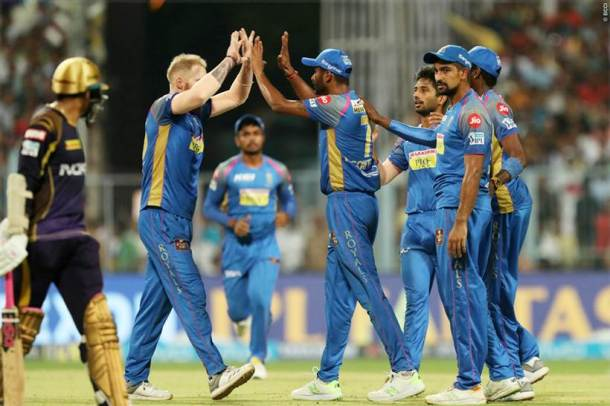 IPL 2018, Indian Premier League, KKR vs RR, Rajasthan Royals vs Kolkata Knight Riders, sports news, IPL news, cricket, Indian Express