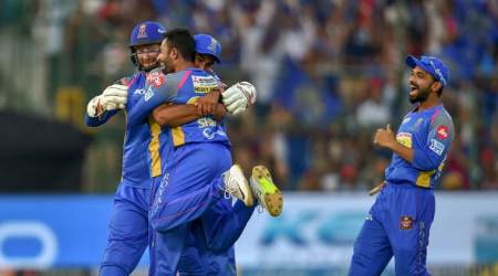 IPL 2018, RR vs RCB: Rajasthan Royals beat Royal Challengers Bangalore by 30 runs