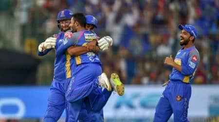 IPL 2018, RR vs RCB: Rajasthan Royals beat Royal Challengers Bangalore by 30runs