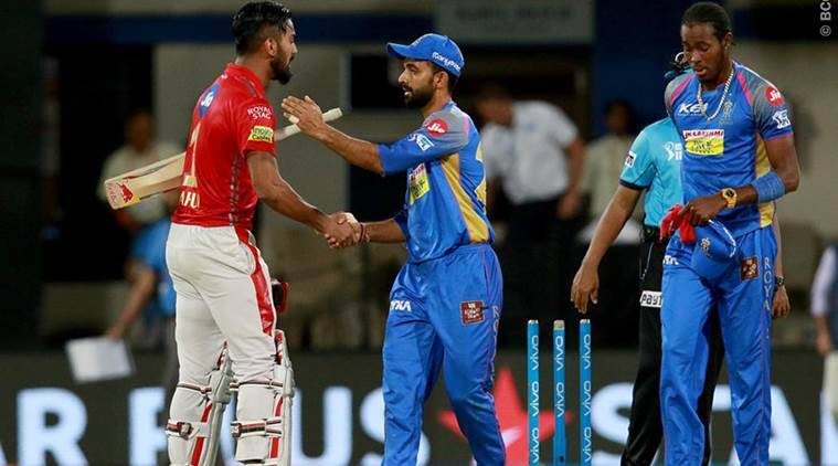 38th Match KXIP vs RR Live Streaming on Hotstar