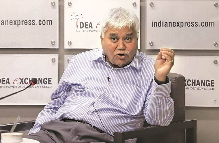 Who does my data belong to? If we can be clear on ownership, we can be clear on privacy: TRAI chairman R S Sharma