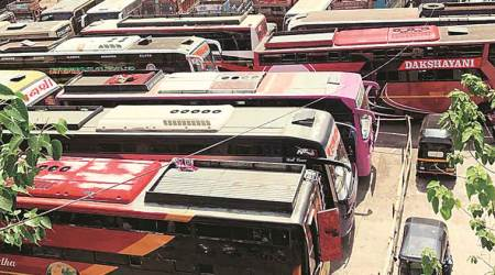 Pune: Regional Transport Office finds 125 private buses in violation of state government norms