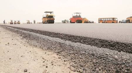 Air Force clears the air: Runway resurfacing work on fast track