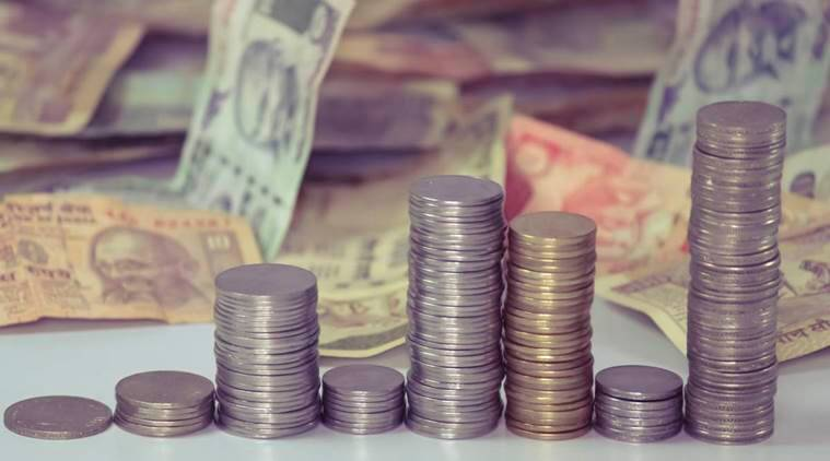 The rupee Thursday plunged to new record low of 72.11 a dollar in intra-day trade before closing at 71.99, showing a steep 24 paise fall.