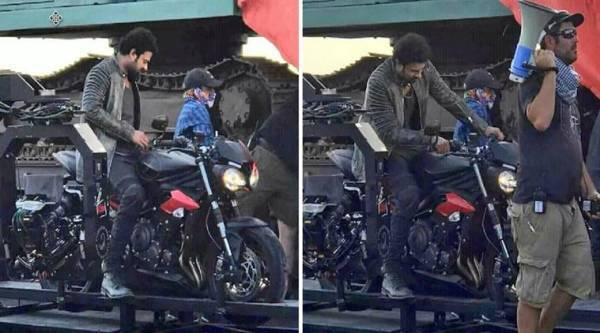 Prabhas Saaho action sequences