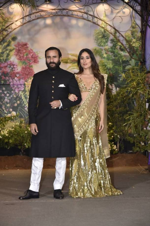 Sonam Kapoor's wedding reception: Kareena Kapoor, Vidya Balan and Kangana Ranaut among others attend the bash