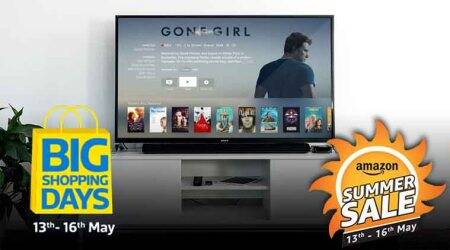 Flipkart Big Shopping Days and Amazon Summer Sale 2018: Best offers on affordable 4K Smart TV under Rs 40,000