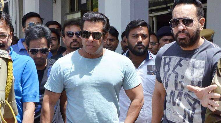 BlackBuck Poaching Case :Salman leaves Jodhpur Court, Next hearing on July 17